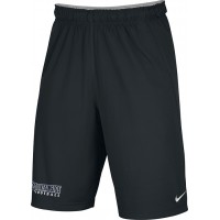 Mountainside Youth Football 14: Adult-Size - Nike Team Fly Athletic Shorts - Black
