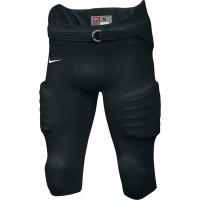Mountainside Youth Football 16: Nike Youth Hyperstrong Integrated Football Pants - Black